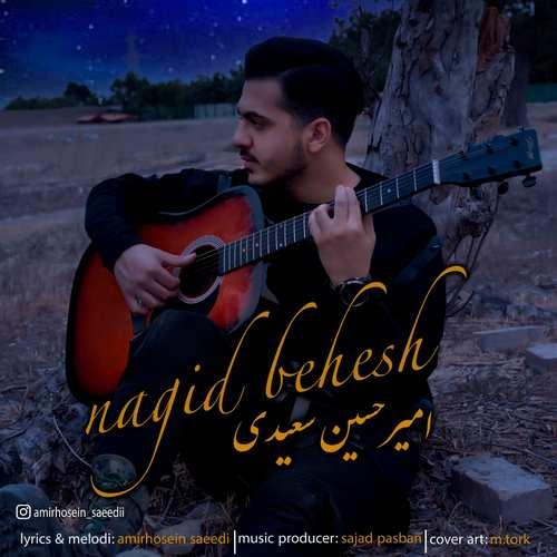 دانلود موزیک جدید امیرحسین سعیدی نگید بهش