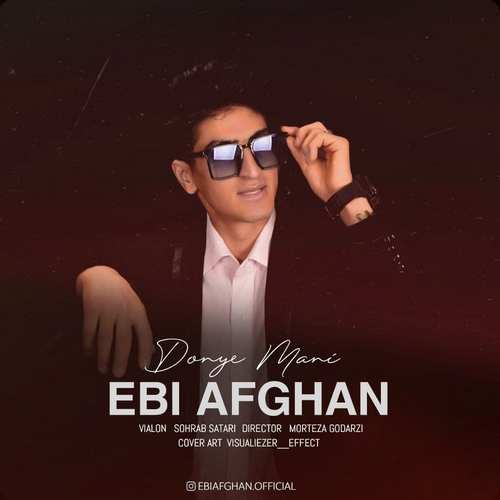 دانلود موزیک جدید ابی افغان دنیای منی