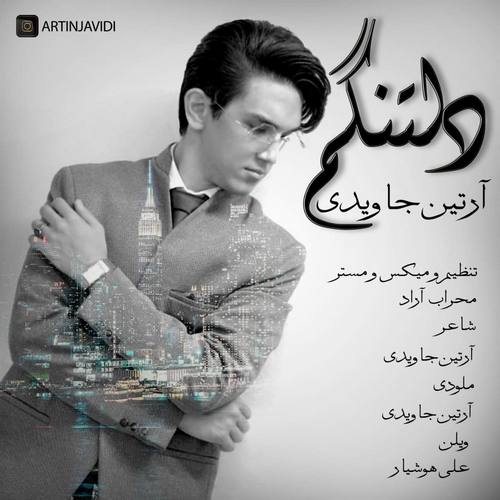 دانلود موزیک جدید آرتین جاویدی دلتنگم
